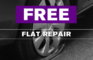 Free Flat Tire Repair image