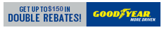 up to $150 goodyear rebate