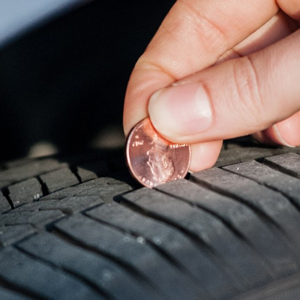 Tire Penny Test >> Do Your Tires Pass The Penny Test What You Need To Know About Tread