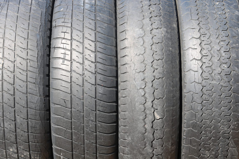 Used Car Tires >> Learn And Avoid The Dangers Of Worn Tire Tread Evans Tire